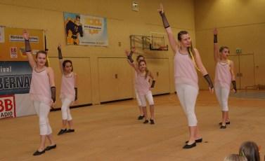 Tanzfestival Bernau 2015 - Kindertanz Powergirls 1
