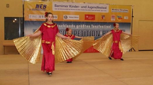 Tanzfestival Bernau 2015 - Oriental- Wüstenblumen Isis Wings 10