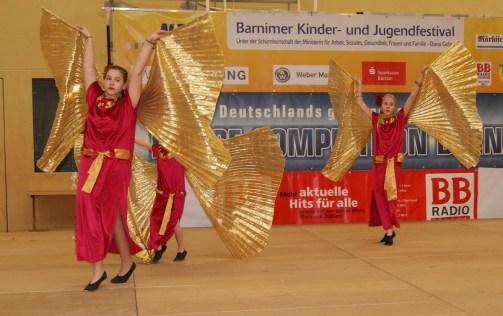 Tanzfestival Bernau 2015 - Oriental- Wüstenblumen Isis Wings 9