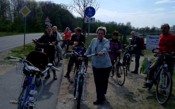 Radtour nach Sommerswalde