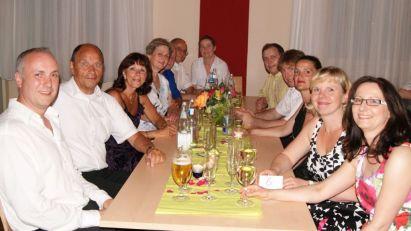 Sommerball in Wandlitz