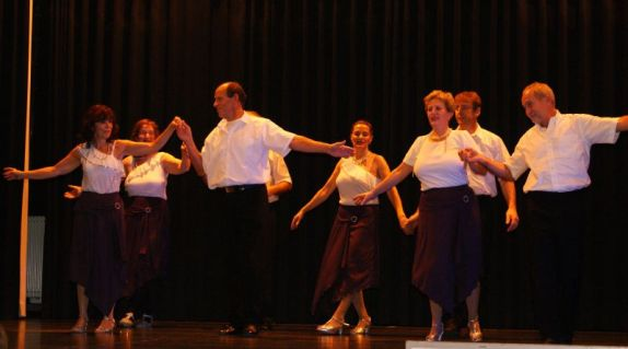 19 Studiogala Tanzpaare Cha Cha