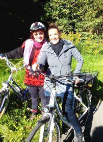 Radtour Botanischer Garten 2015