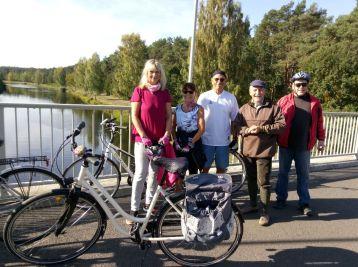 am Germendorfer Brücke
