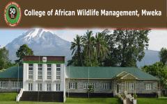 Mweka College of African Wildlife Management-Banner