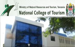 National College of Tourism-Dar-es-Salaam Banner