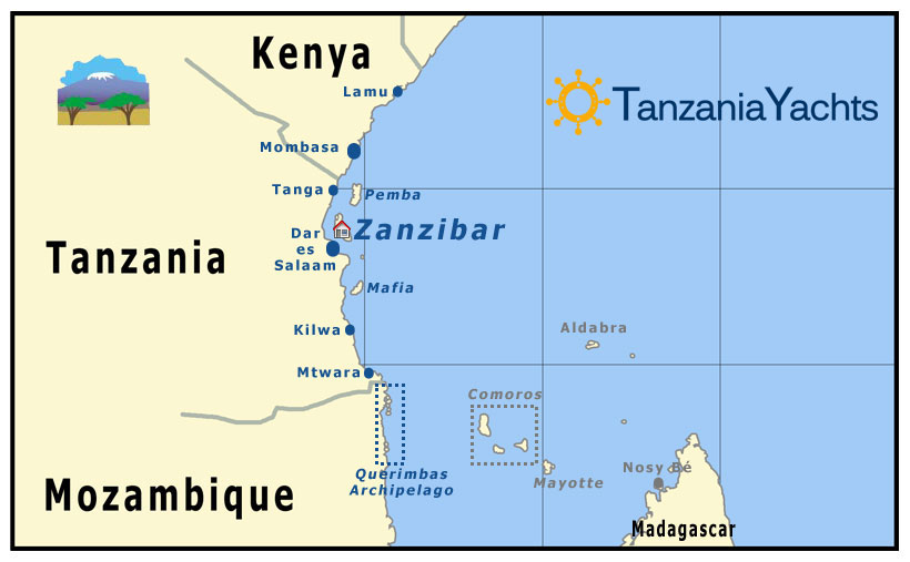 Honeymoon Cruise Special Offer Tanzania Islands Zanzibar