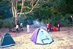 camping safari en tanzanie