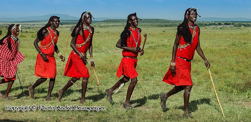 Masaïs ou Massais safari en promotion et pas cher en Tanzanie