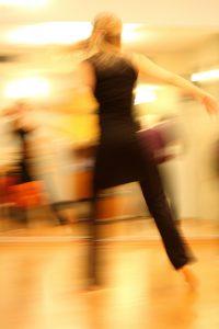 Bewegter Tanz