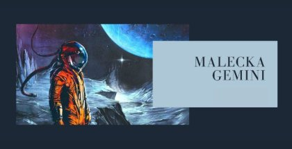 French producer Malecha releases a free download called Gemini
