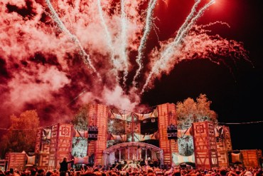 Extrema Outdoor, a fantastic electronic music festival near Hasselt, Belgium
