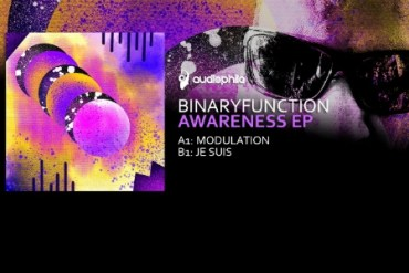 Manchester-based artist BinaryFunction releases his Awareness EP