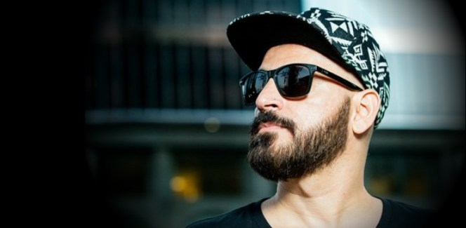 Cologne-based DJ & producer, Sharam Jay.