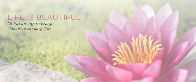 Ontspanningsmassage Universal Healing Tao
