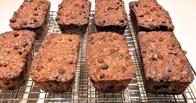 Veganes Früchtebrot – selbst gebacken!