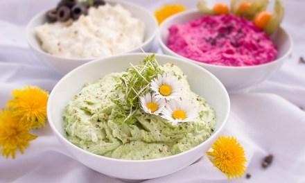 Pestos, Dips und Aufstriche – roh und vegan