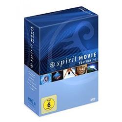 Spirit Movie DVD Box – 5 Filme, die den Horizont erweitern