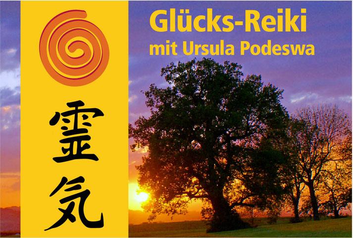 Reiki fördert das Glück