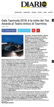 Gala Taomoda 2018-èla notte dei Tao Awards al Teatro Antico di Taormina - Diario1984 (2018-07-29 20-16-42)