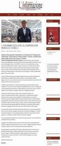 IL TAO AWARD EXCELLENCE ALL'IMPRENDITORE BRUNELLO CUCINELLI – L'Informazione