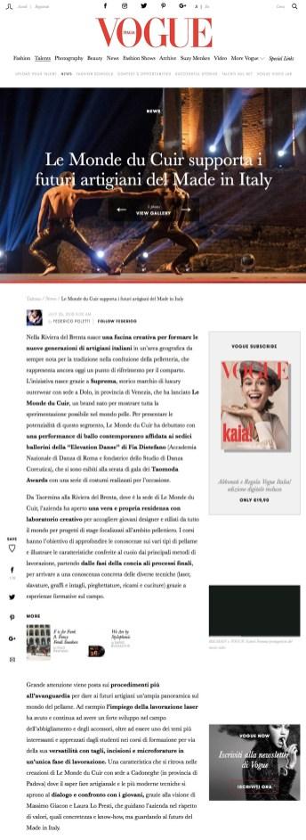 Le Monde du Cuir supporta i futuri artigiani del Made in Italy - Vogue.it (2018-07-29 19-59-01)