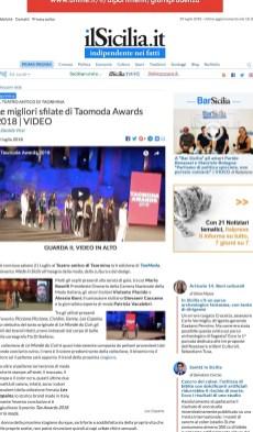Le migliori sfilate di Taomoda Awards 2018   VIDEO (2018-07-29 20-21-36)