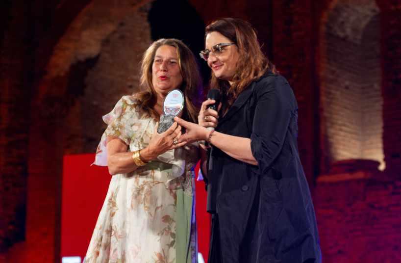 Vera Slepoj e Catena Fiorello