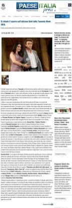 Paese Italia Press - Periodico Europeo di Informazione