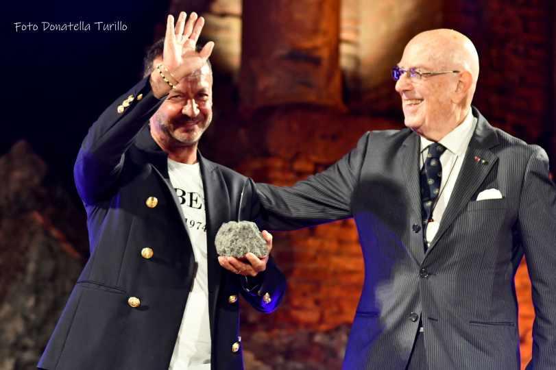 Paolo Gerani per Iceberg con Mario Boselli