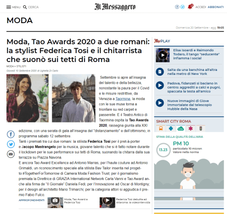screencapture-ilmessaggero-it-moda-stilisti-tao_awards_2020_federica_tosi_jacopo_mastrangelo_morricone_news_oggi-5452646-html-1600621550055