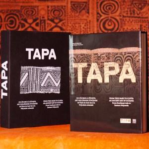 Livre Tapa - Coffret (coffret et livre)