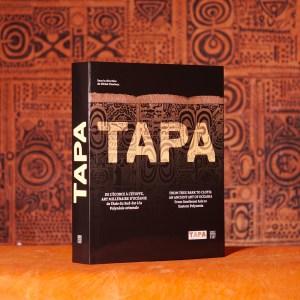 Livre Tapa - Couverture