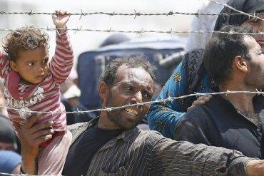 Refugiados na Europa