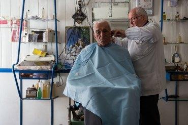 barbearia antiga