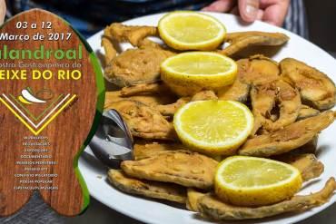 mostra gastronómica do peixe do rio alandroal