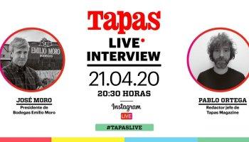 Tapas Live - José Moro
