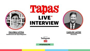 TapasLive Carlos Latre