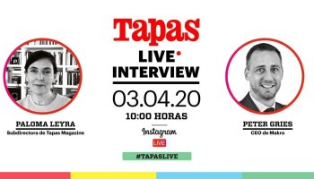 TapasLive Makro Peter Gries 03 abril 2020
