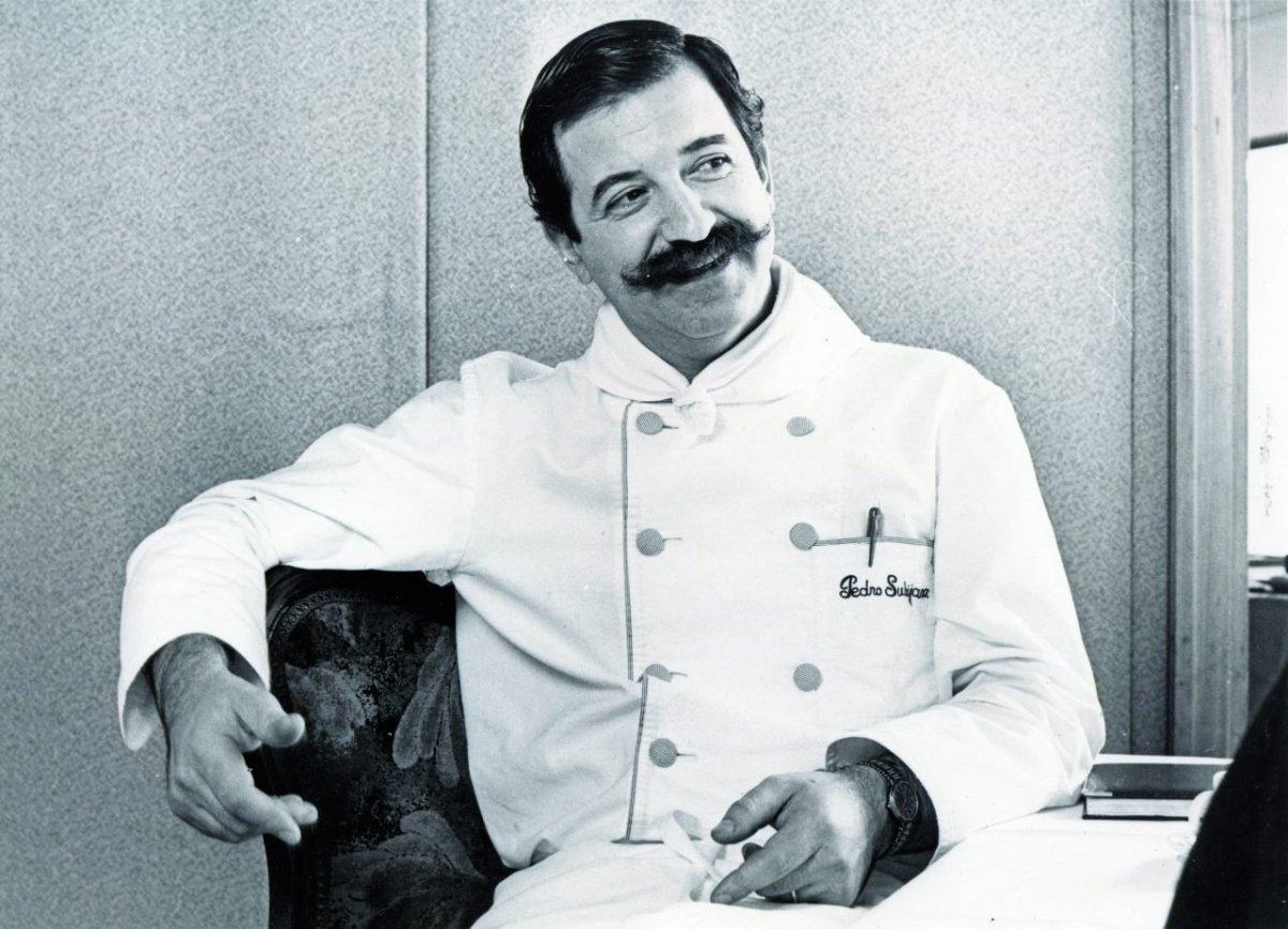 Pedro Subijana: un bigote, tres estrellas y medio siglo con Akelarre