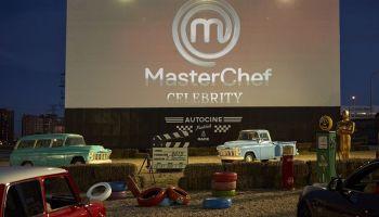 MasterChef Celebrity en un autocine