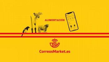 Alimentación Correos Market