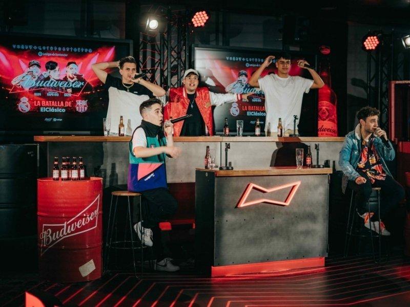 Budweiser, La Batalla de ELCLÁSICO