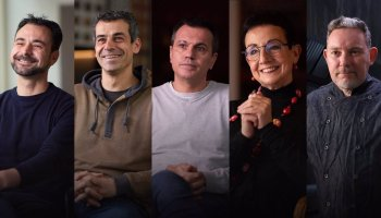 Talent Class ficha a Albert Adriá, Carme Ruscalleda y los chefs de Disfrutar
