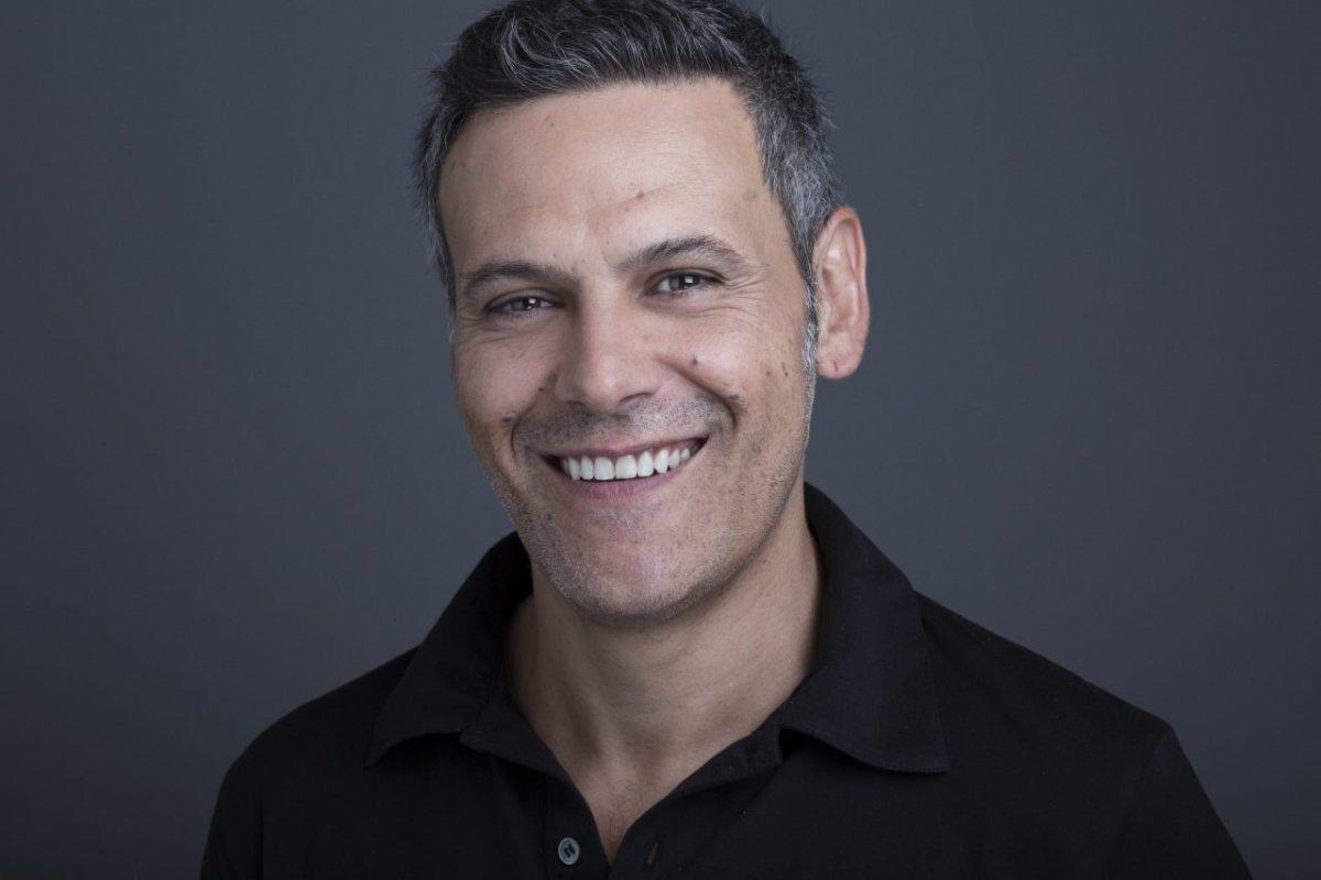 Roberto Enríquez: «Se me enamora mucho por el estómago»