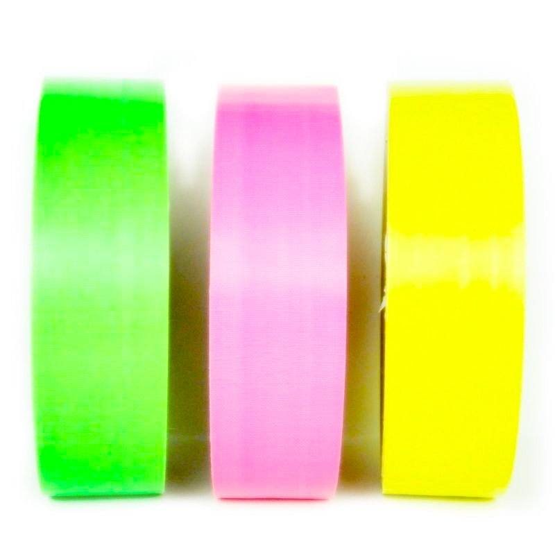 Fluorescent Electrical Tape