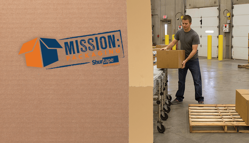 Mission: Packaging 2016 – Challenge One: A Day in the Life of a Packaging Pro
