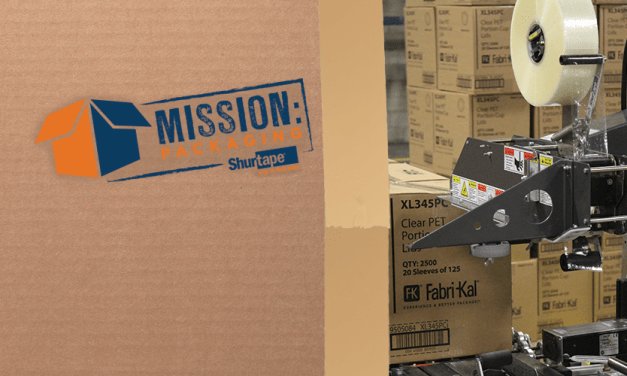Mission: Packaging 2016 – Challenge Four: Safe and Secure