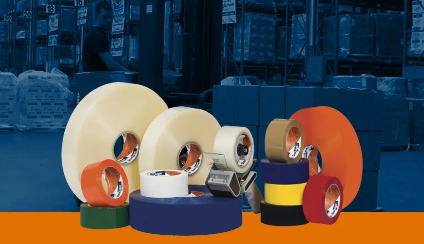 What does grade mean in packaging tape?