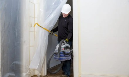 What is the difference between abatement and restoration?